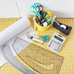 PATTERN DRAFTING TOOLS