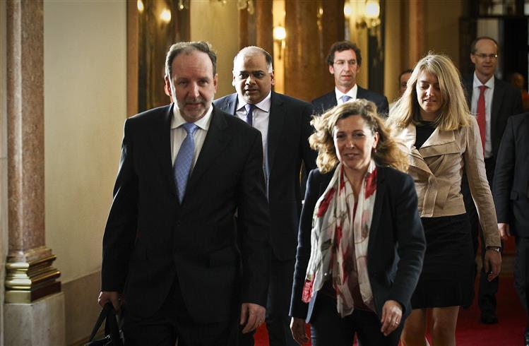 Estado pagou à troika mais de 1.400 milhões em juros e comissões