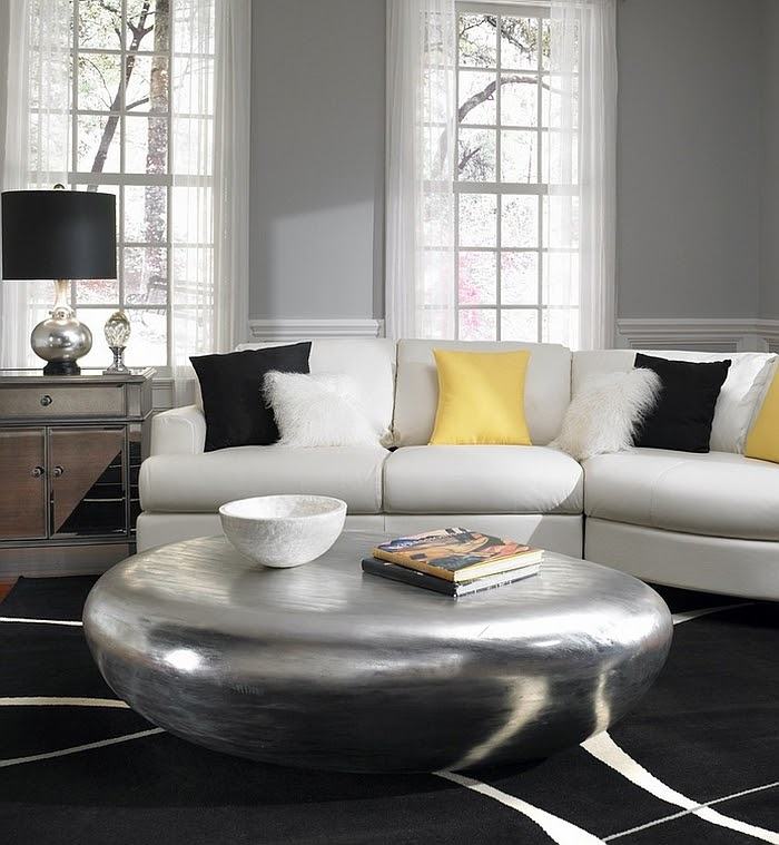 Beautiful Living Room Side Table Decorating Ideas Photos