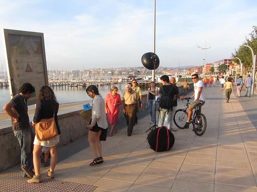 Proyecto 31 Mil Retratos por la Paz en Getxo