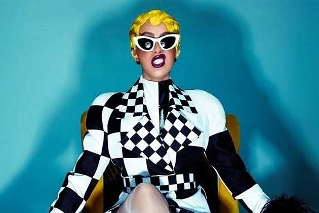Cardi B Talks Her Sophomore Album Having Moments Like Beyoncé's 'Lemonade'
