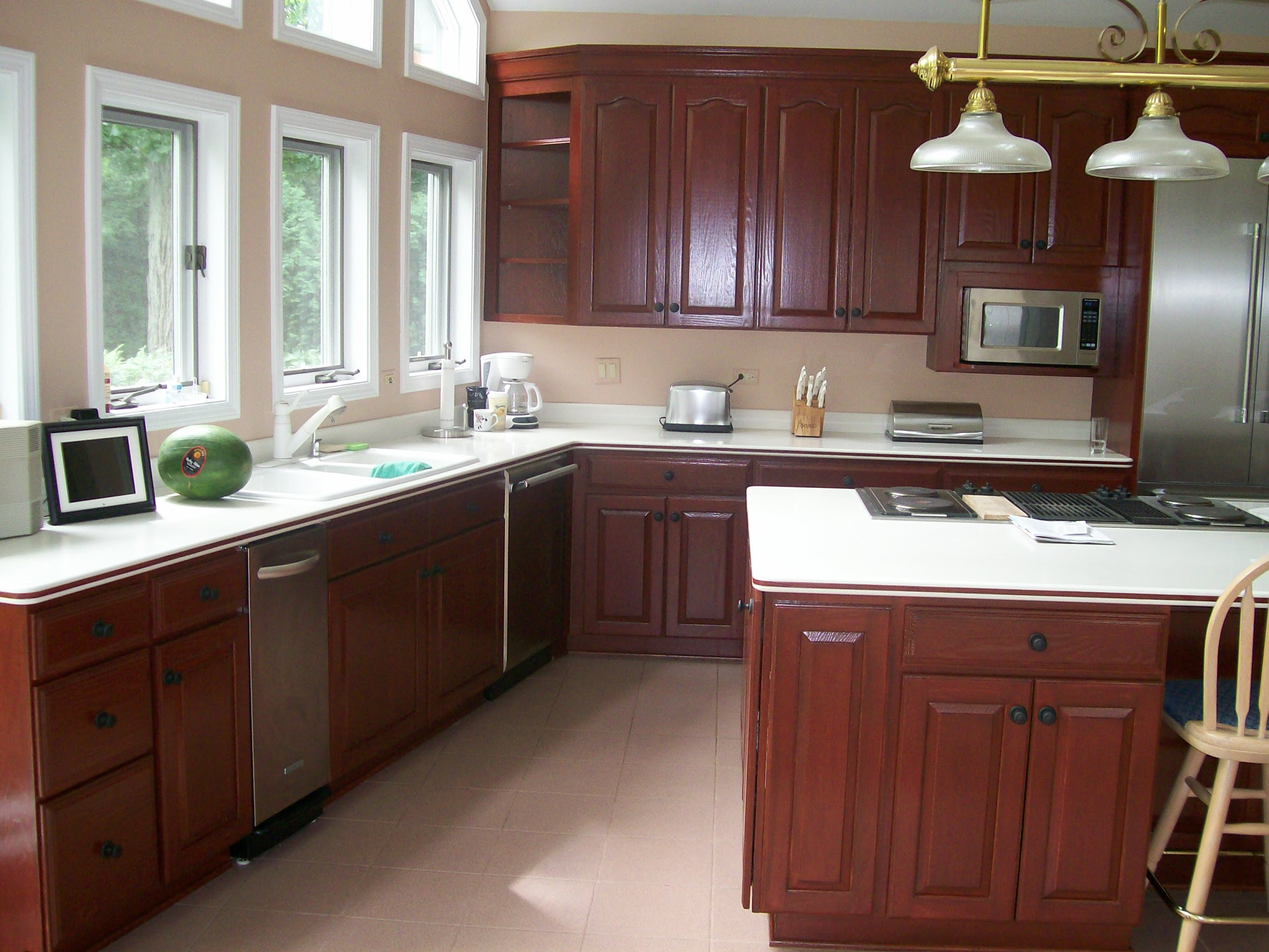 how much to refinish kitchen cabinets how much does it cost to refinish kitchen cabinets 16748