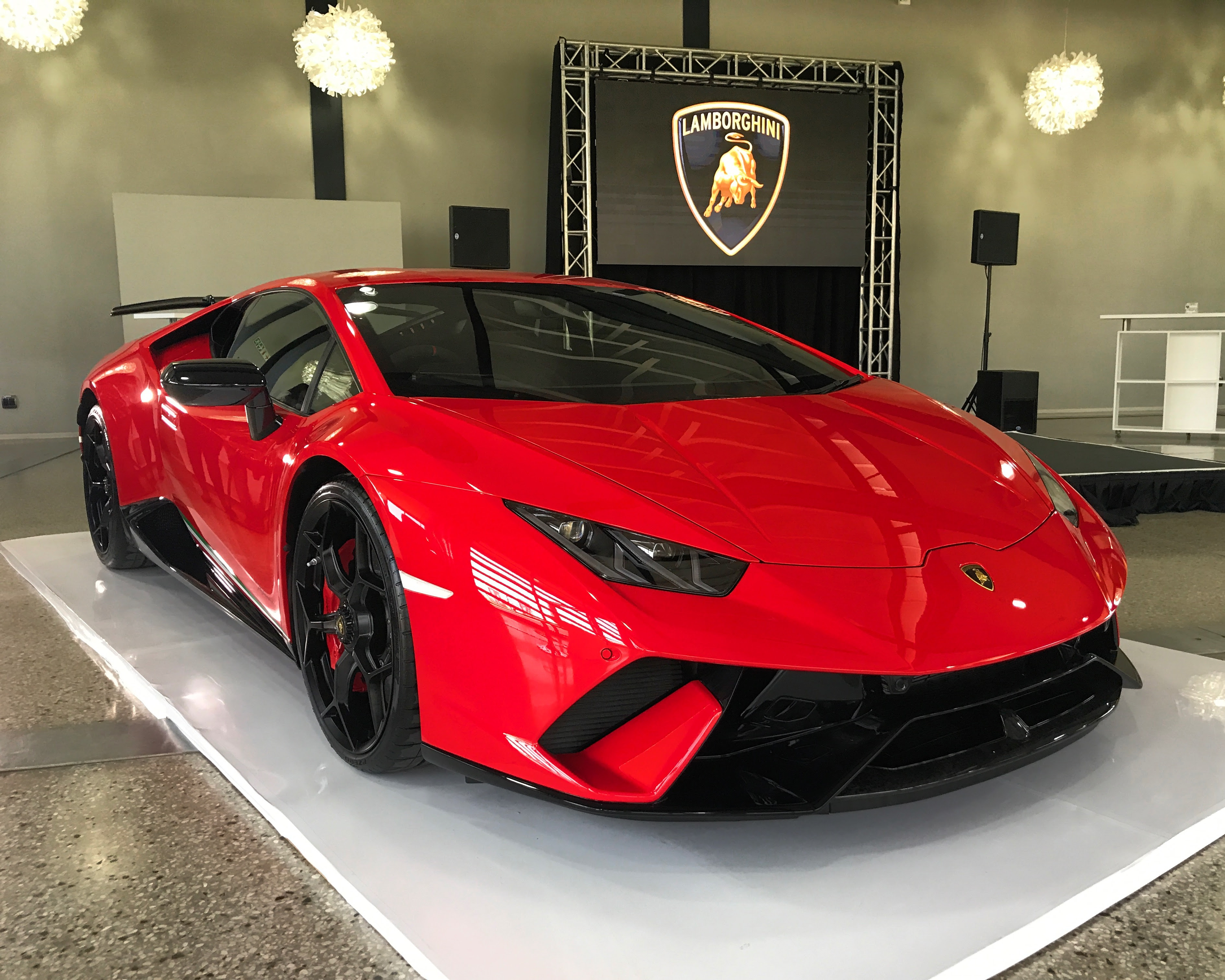 Liberty Walk Lamborghini Huracan Is A Devil With No Disguise