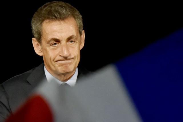 Nicolas Sarkozy... (PHOTO GEORGES GOBET, ARCHIVE AGENCE FRANCE-PRESSE)