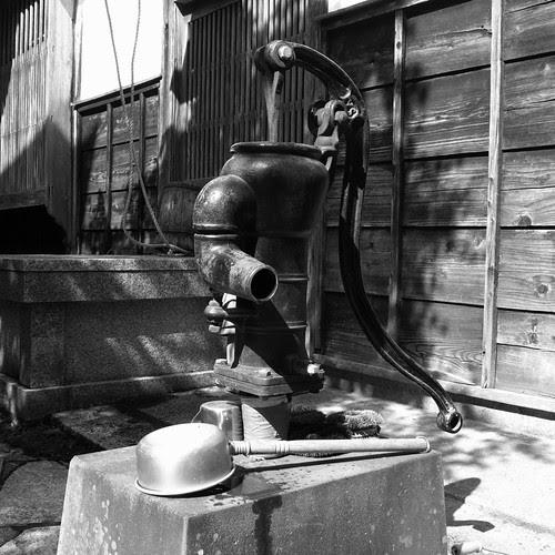 ポンプ Water pump