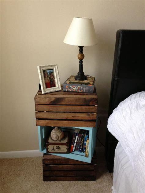 creative nightstand ideas  home decoration