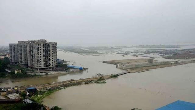 बिहार में बाढ़ से अबतक 27 की मौत, 16 जिलों में 81.79 लाख आबादी प्रभावित