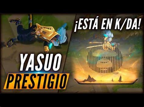 true damage yasuo prestige wallpaper lol lvgamesnet