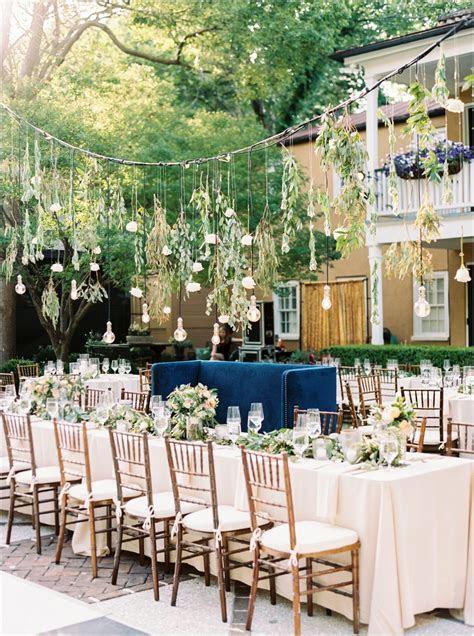 wedding reception decor ideas love  vintage bulbs