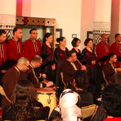 L'ensemble Jossour de Marrakech, la musique au coeur