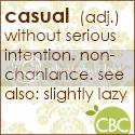 Casual Blogger Community