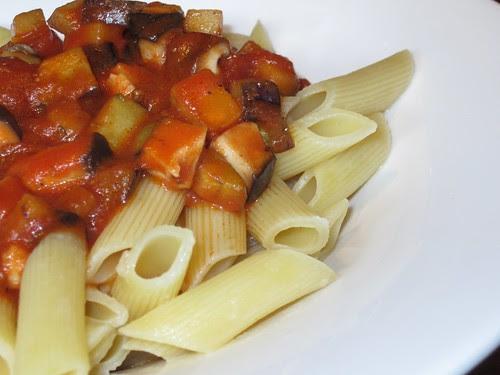 pasta at timezone 8