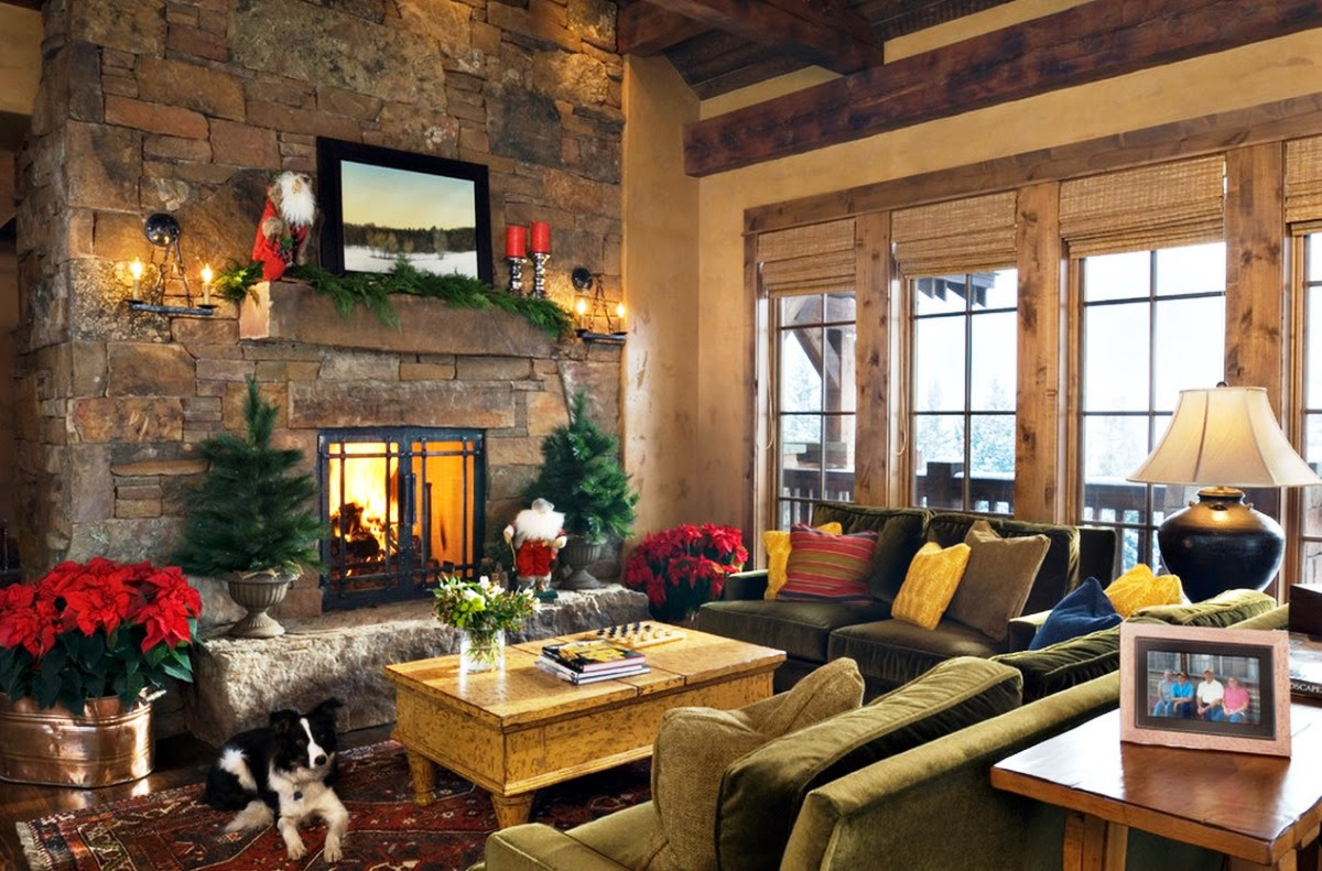 COZY DECORATION IDEAS FOR YOUR LIVING ROOMS ...