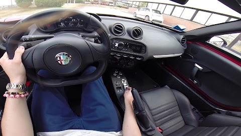 Alfa Romeo C4 Interior