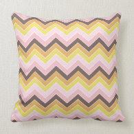 Sweetest Chevron {pattern} Pillow