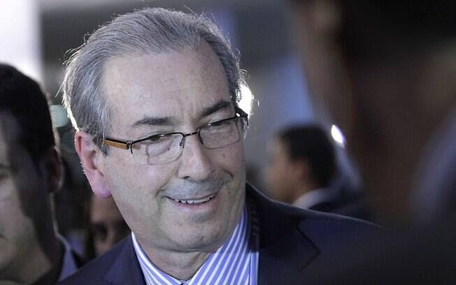 """Em entrevista coletiva em 17 de julho, Cunha afirmou: """"Tem um bando de aloprados no Planalto que vive desse tipo de circunstância, de criar constrangimento.. Foto: Alan Sampaio / iG Brasília"""