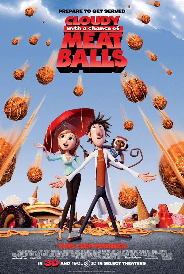 of Meatballs movie poster