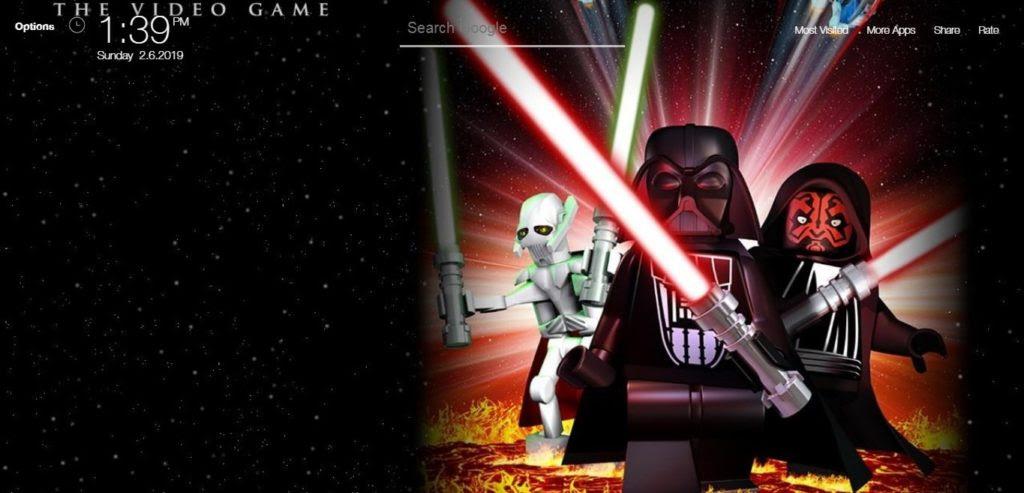 Lego Star War Game Wallpapers Hd New Tab Theme Chrome