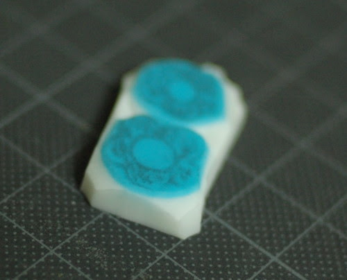How to make a flower stamp 5