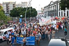Manifestación en defensa de la educación pública y de calidad-2
