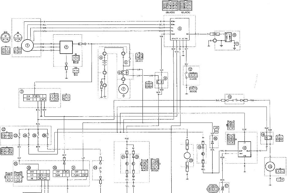 18 Luxury Atv Ignition Switch Diagram