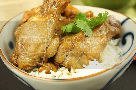 Chicken drumlet 4