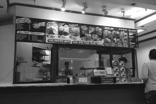 Manila - Sinangag Express menu