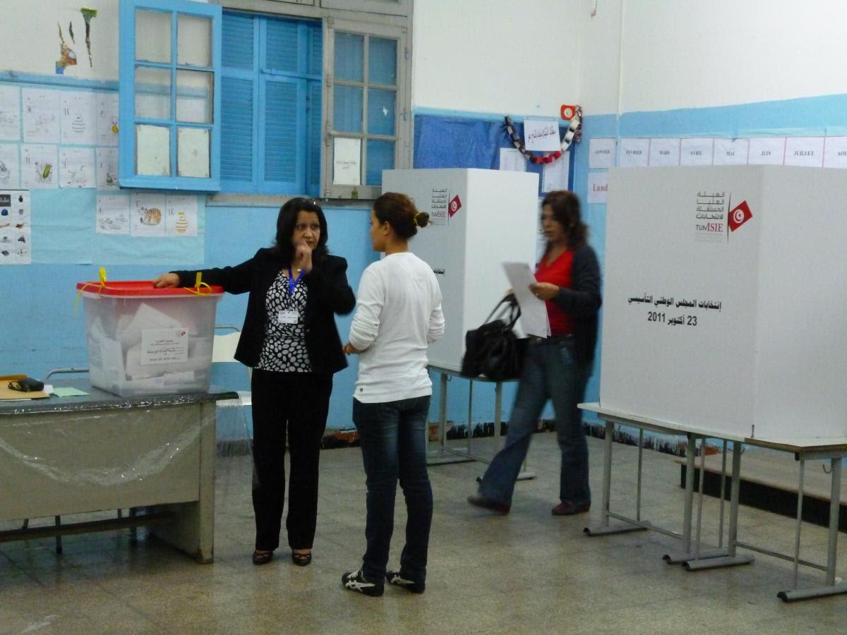 Elecciones de octubre de 2011 en Túnez