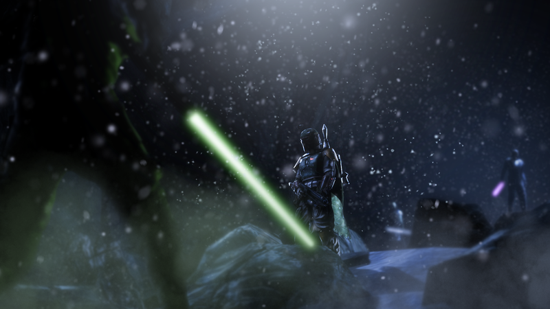 Más de 60 wallpapers de Star Wars para calmar tus ganas de ver The Force Awakens