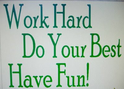 New Motivational Fun Quote About Hard Work Work Hard Do Your Best