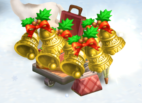 Holiday Book - Stage 4 - FarmVille 2