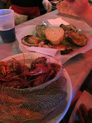 Crawfish & Charbroiled Oysters