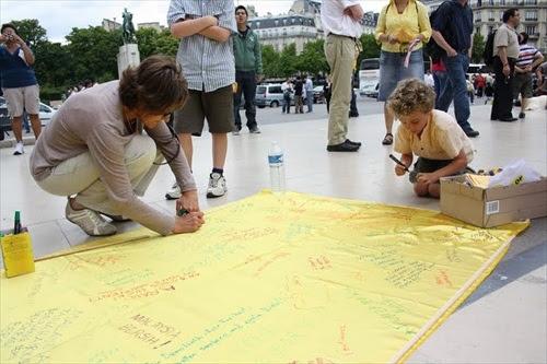 Bersih 2 - Paris, France