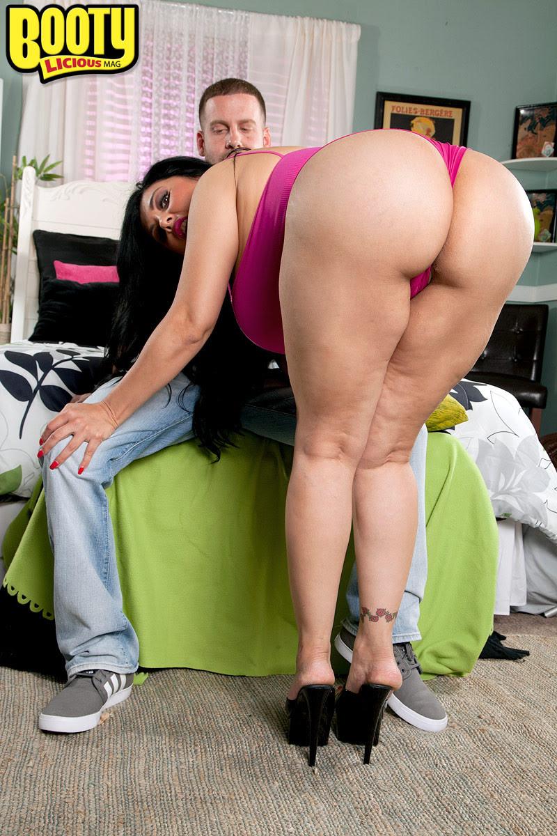 Latina Big Booty Homemade