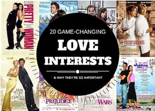 LOVE INTERESTS