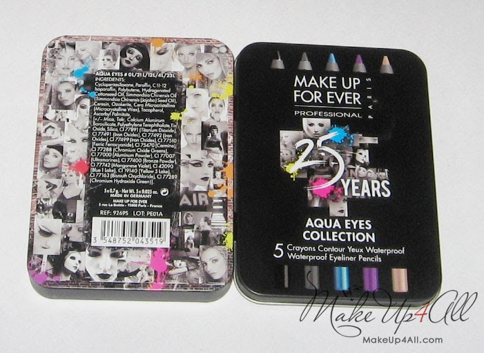 Aqua Eyes by Make Up For