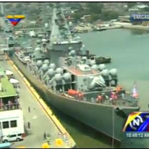 969 personas tripulan las cuatros embarcaciones que llegan al país para cumplir una agenda de intercambio de experiencia.