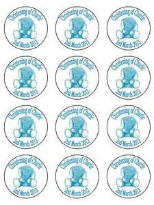 personalised cupcake toppers cake decorating ebay
