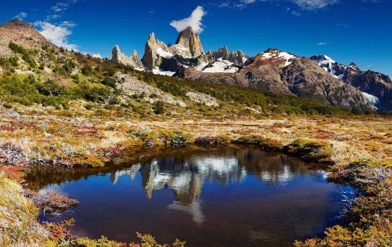 Gli altipiani della Patagonia