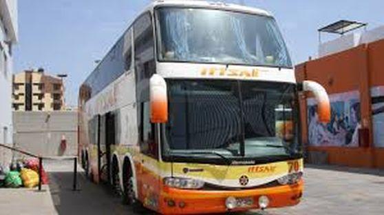 Sutran multará a buses interprovinciales que adelanten a otros vehículos. (Perú21)