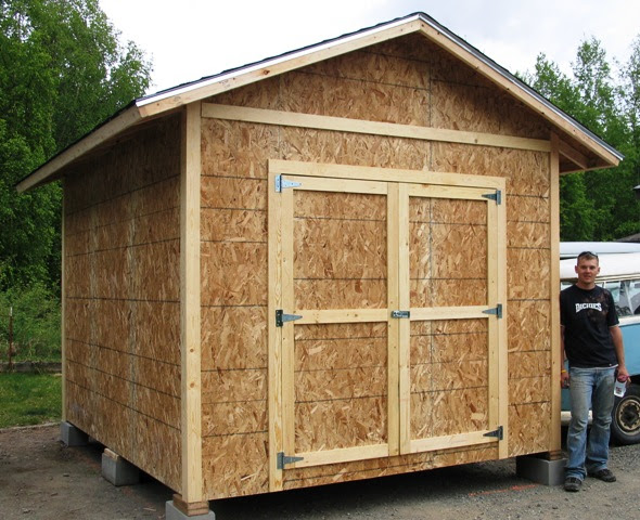 Shed Plans 10x12 Cost Download My Shed Plans