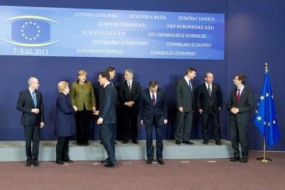Pela primeira vez em 56 anos orçamento europeu é menor do que o do ano anterior