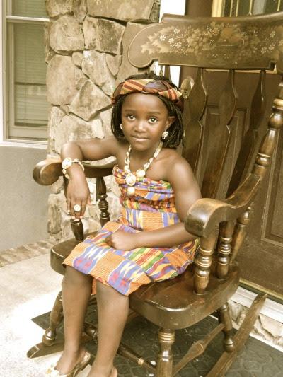 jazzyjamjumping:  My African Princess
