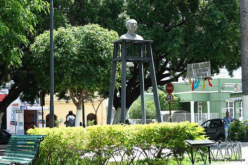 Busto de Siqueira Campos - Crato