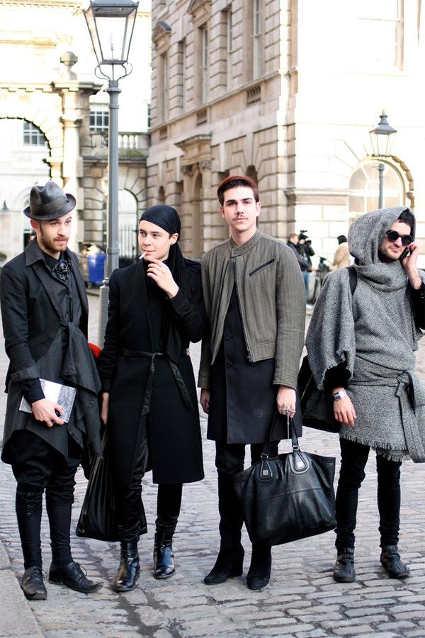 Stil in Berlin - The new men