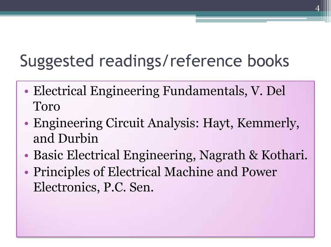 Basic Electronics Kothari Pdf - Circuit Diagram Images
