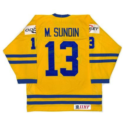 Sweden 2003 jersey, Sweden 2003 jersey