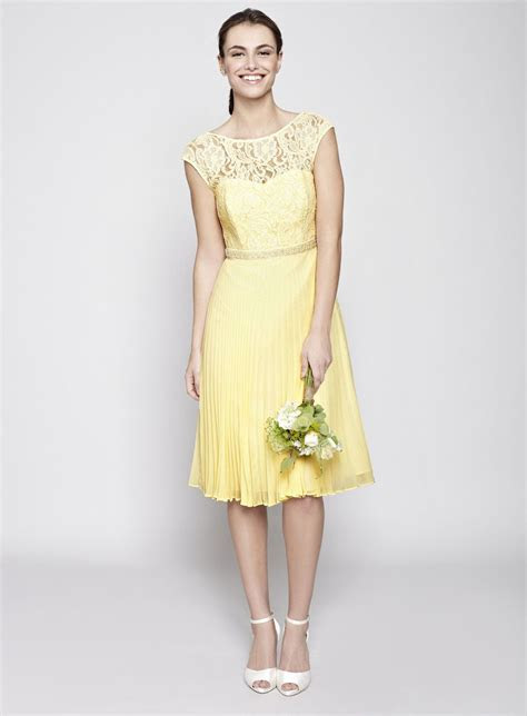 Lemon wedding dress   Google Search   Bridesmaid Dresses