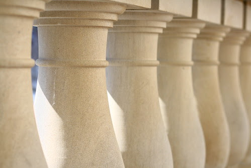 Canal Columns by gina.blank