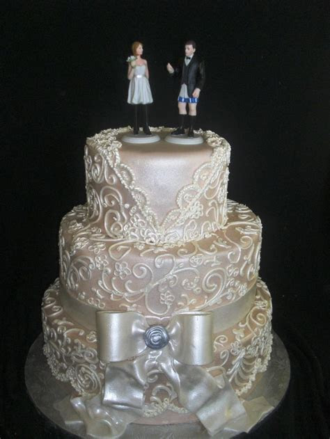 146 best Wedding Cakes images on Pinterest   Quinceanera